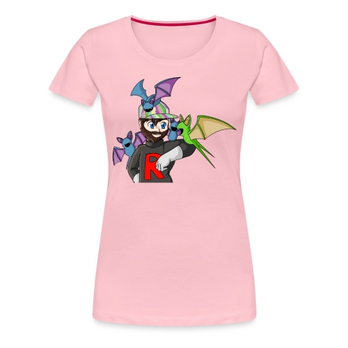 AJ and Zubat - Women's Premium T-Shirt
