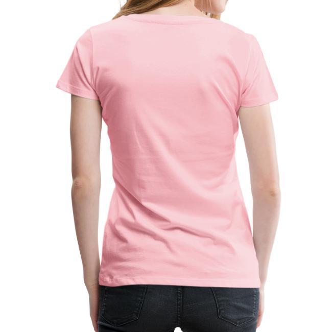 Vorschau: Außa mia nix Siaßes daham - Frauen Premium T-Shirt