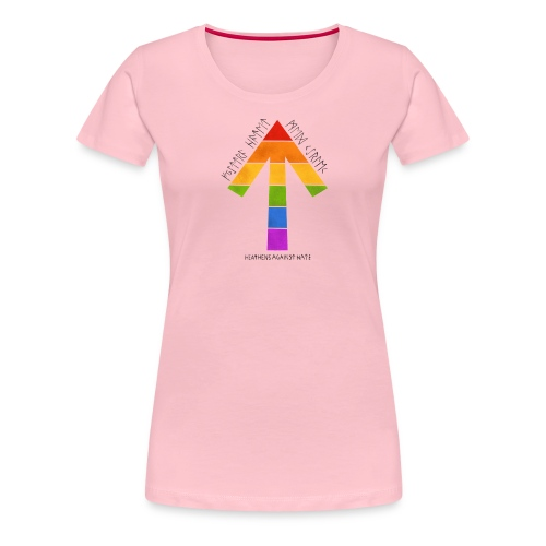 Tyr - pride svenska - Premium-T-shirt dam