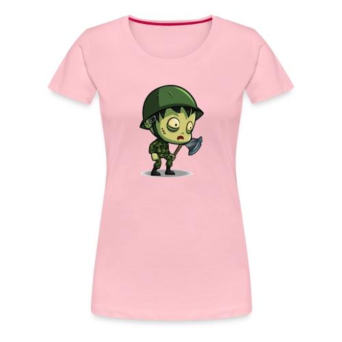 Horror Dawn of the Dead - Women's Premium T-Shirt