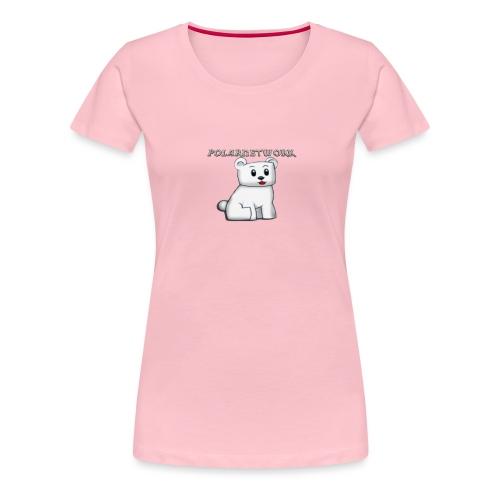PolarNetwork - Vrouwen Premium T-shirt