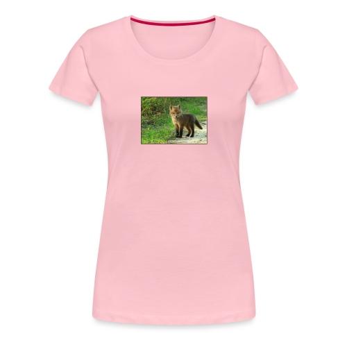 vossen shirt kind - Vrouwen Premium T-shirt