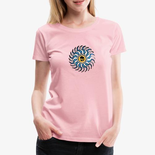 basiclogo-rough - Women's Premium T-Shirt
