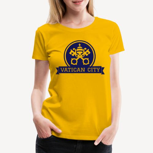 VATICAN CITY - Women's Premium T-Shirt
