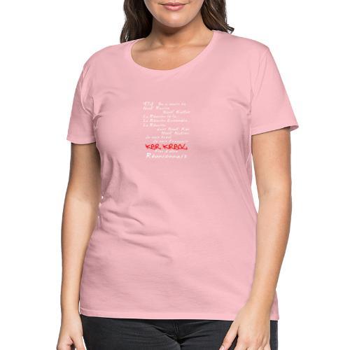 La Réunion Fier D'Être Réunionnais T-Shirt Homme - T-shirt Premium Femme