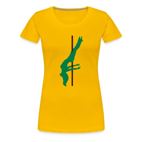 Pole Dance Pole Dancing - Maglietta Premium da donna