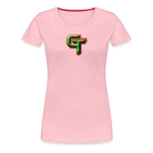 Gambletain - Frauen Premium T-Shirt