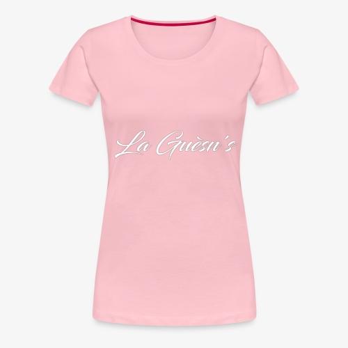 La Guèsn's Marque - T-shirt Premium Femme