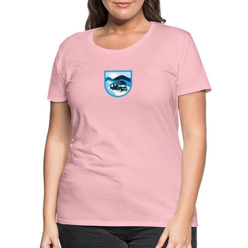 Womoguide-Shirt - Frauen Premium T-Shirt