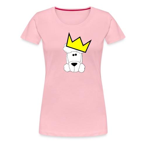 Pudelkönig - Herren - Frauen Premium T-Shirt