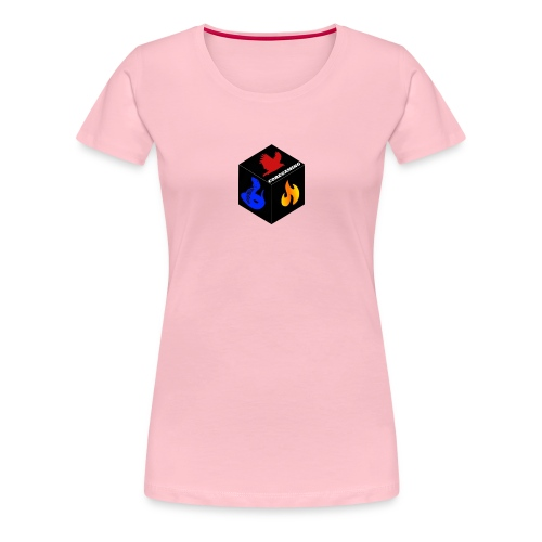 CoreGaming Logo - Women's Premium T-Shirt