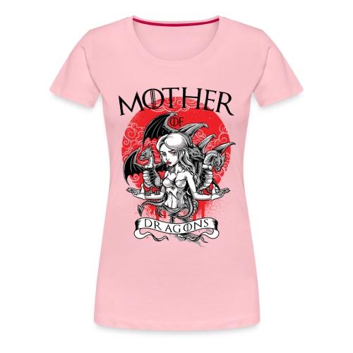 mother-of-dragons - Women's Premium T-Shirt