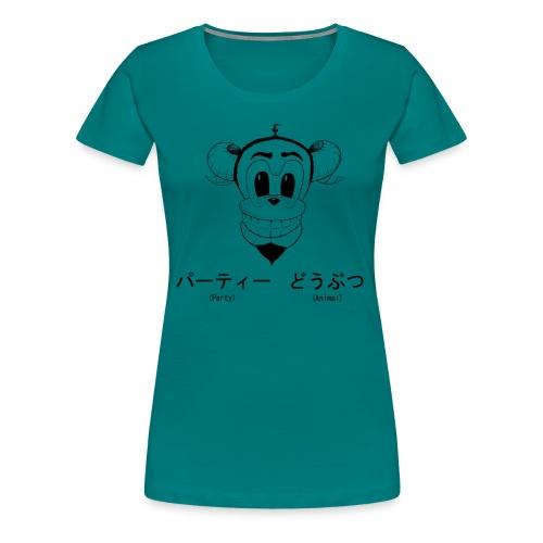 Party Amimal - Women's Premium T-Shirt