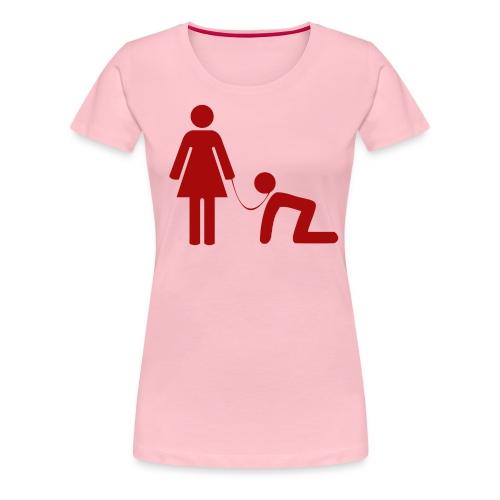 pet rouge png - T-shirt Premium Femme