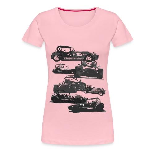 garner - Women's Premium T-Shirt