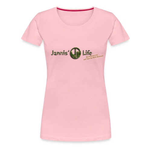 Jannis' Life - Frauen Premium T-Shirt