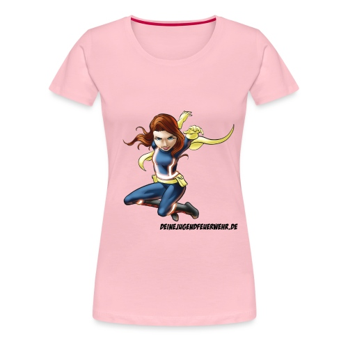 Hydro Girl - Frauen Premium T-Shirt