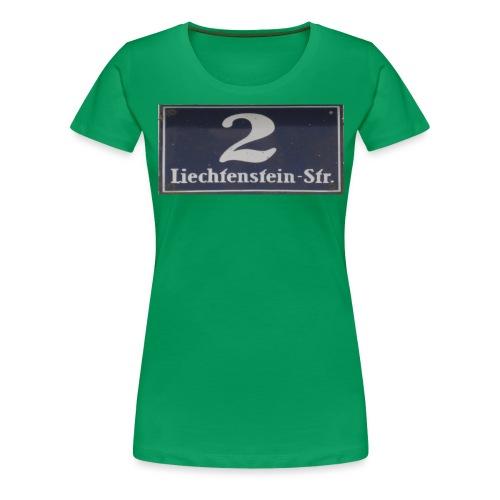 Bertha Pappenheim - Frauen Premium T-Shirt
