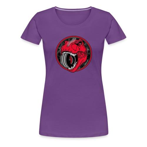 Rex Tyres Logo - Women's Premium T-Shirt