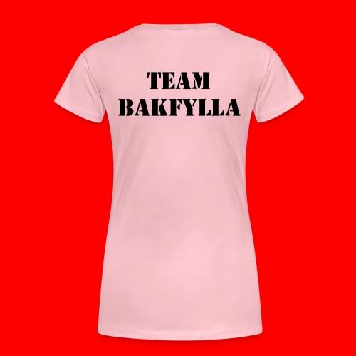#lägreänkim - Premium-T-shirt dam