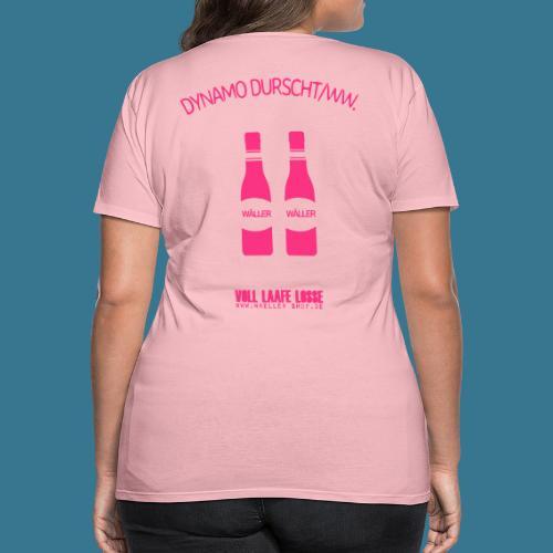 Westerwald-Bierland. Nichts für Weicheier. - Frauen Premium T-Shirt
