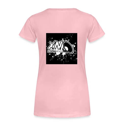 xn logo final3 - Frauen Premium T-Shirt