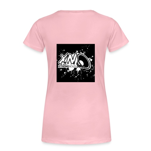 xn logo final3 - Frauen Premium T-Shirt