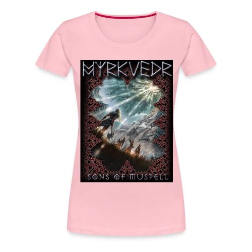 Sons of Muspell Yggdrasil - Women's Premium T-Shirt