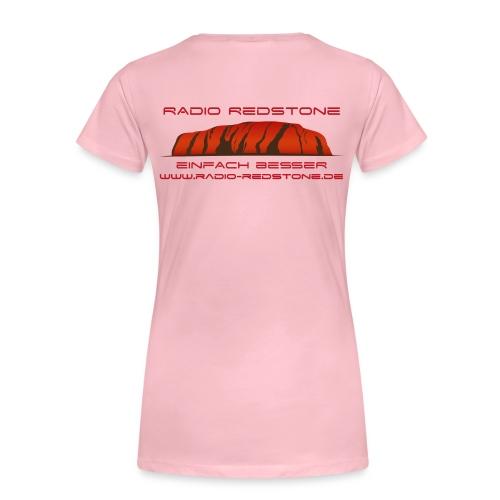 radio redstone logo url png - Frauen Premium T-Shirt