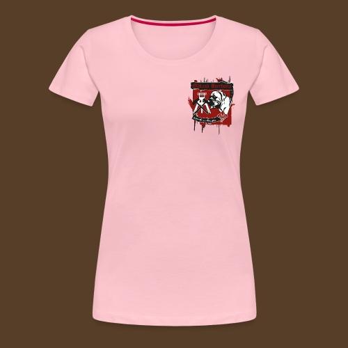 Oldland Boerboels la Familia - Frauen Premium T-Shirt