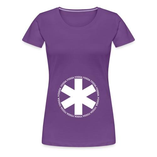 yogga_2 - T-shirt Premium Femme