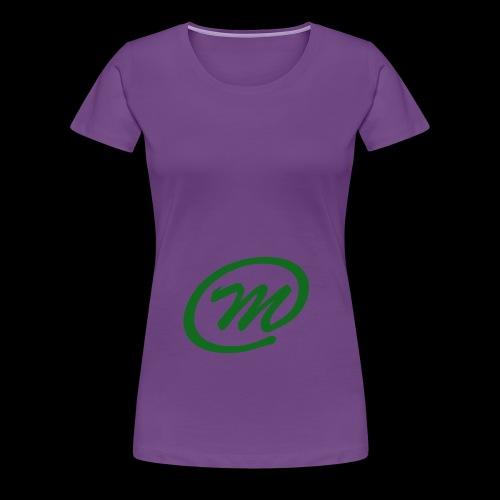 Manqu - Hoodie - Women's Premium T-Shirt