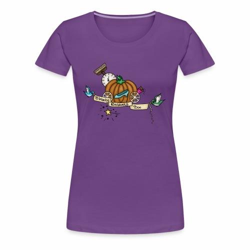 bibbety bobbety boo - Women's Premium T-Shirt