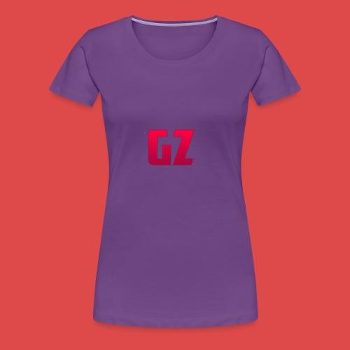 GamenZo - Hoodie - Vrouwen Premium T-shirt