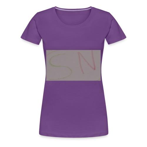SASNINJA's merch - Women's Premium T-Shirt