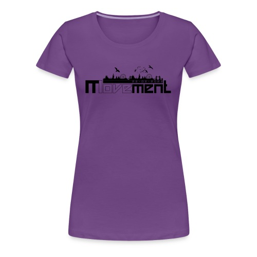 LoveMovement - Women's Premium T-Shirt