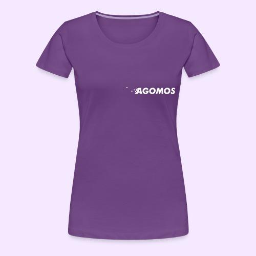 logo de la marque - T-shirt Premium Femme