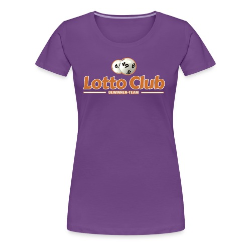 Lotto Club - Gewinner Team - - Frauen Premium T-Shirt