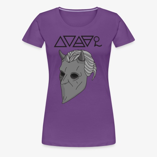 The Paintless Ghoul - Premium-T-shirt dam