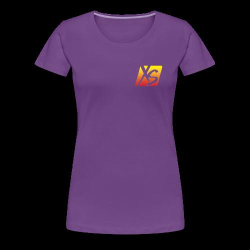 xs - Camiseta premium mujer