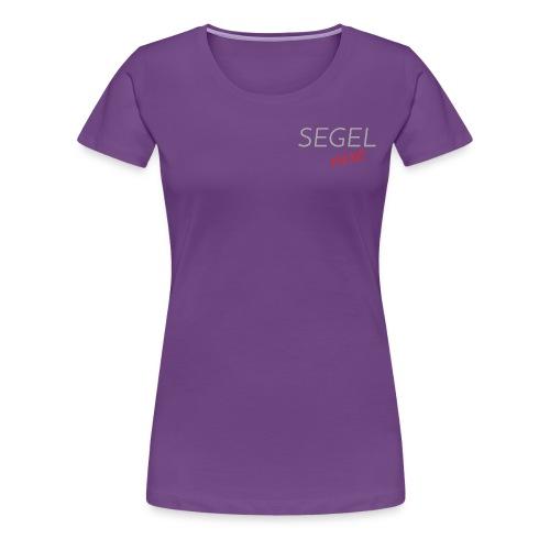SEGELnixe - Frauen Premium T-Shirt