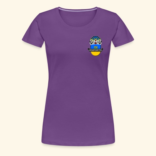 Logo Neu - Frauen Premium T-Shirt