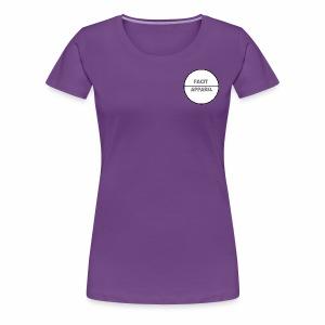 Facit Apparel - Women's Premium T-Shirt