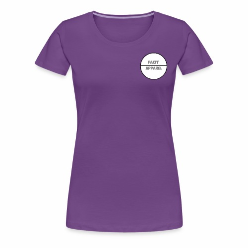 Facit Apparel - Women's Premium T-Shirt