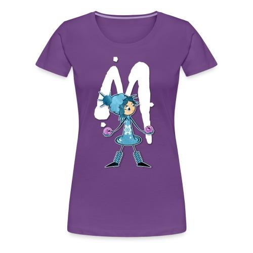 FUYU M - T-shirt Premium Femme