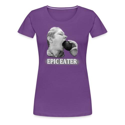 EPIC EATER - Premium-T-shirt dam