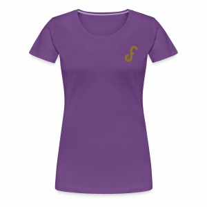Exclusive FPLJournal Limited Edition in Gold - Women's Premium T-Shirt