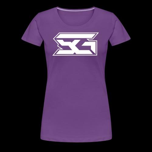 SuPra Gaming - Premium T-skjorte for kvinner