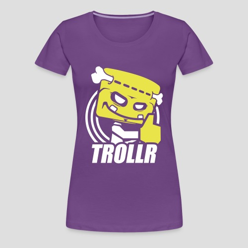 TROLLR Like - T-shirt Premium Femme