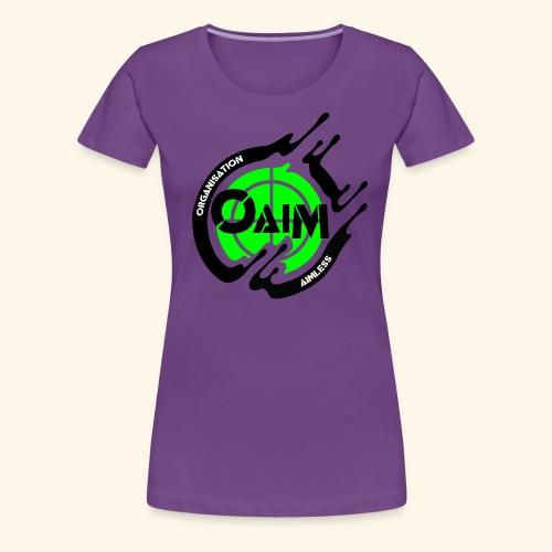 Organisation Aimless - Frauen Premium T-Shirt